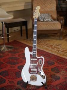 studiolaboiteameuh- Fender Squier Vintage Modified Bass VI