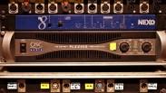 studio la boite a meuh - Nexo PS8 TD & QSC PL2402