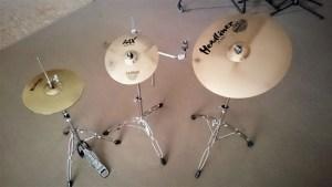 studio-la-boite-a-meuh-cymbales-sabian-splash-aax-meinl-headliner-hh-et-ride