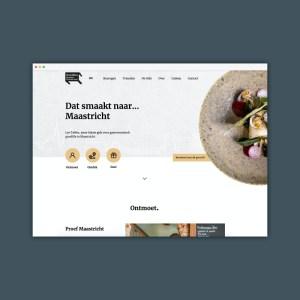 Website design Les Tables