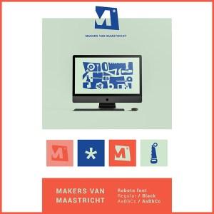 Huisstijl Makers van Maastricht
