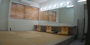 studiowarehouse控室