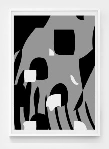 Suddenly   Giclée pigment print on Paper   2016