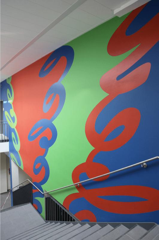 Mural Saarburg