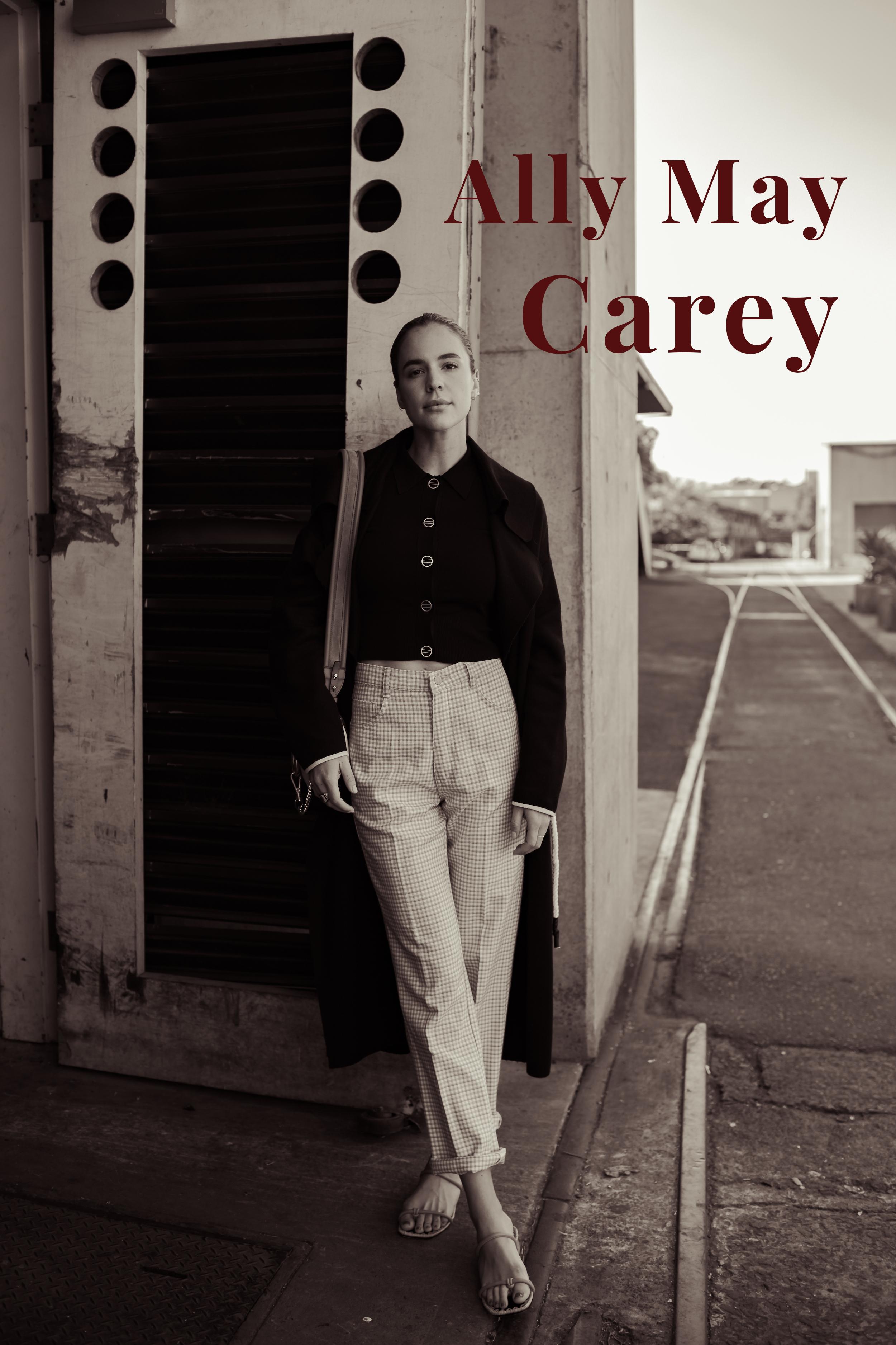 Ally May Carey