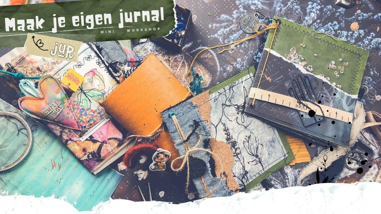 P.00 - maak je eigen jurnal
