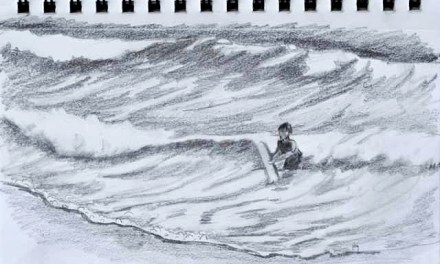 Sketching Ocean Waves