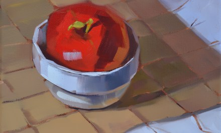 """The Big Apple"" Still Life"