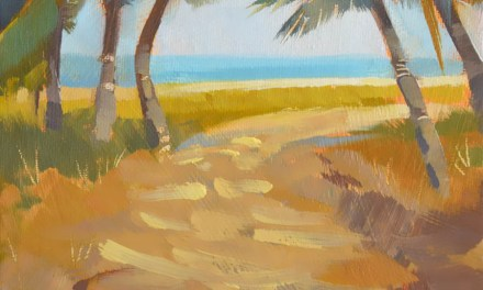 Palms Beach Path