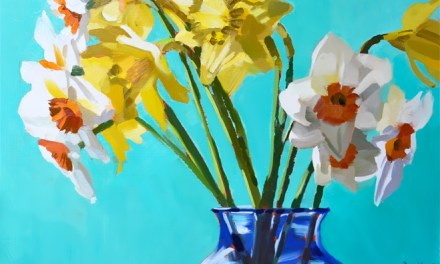 Daffodils the Color of Spring