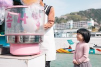 Busan Gamcheon Village Cherry Blossom Family Photographer-8