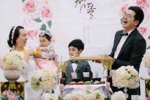 Tongyeong Korea Birthday Event Family Photographer 돌잔치 돌스냅 본식스냅-31