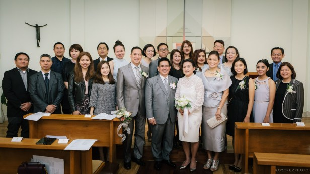 Seoul Korea Hotel President Wedding Vows Renewal Event Photographer-23