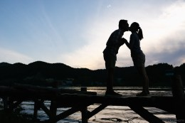 Seoul Nami Island Jade Garden Engagement Pre-wedding Photographer-16