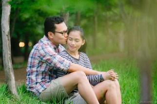 Seoul Nami Island Jade Garden Engagement Pre-wedding Photographer-19