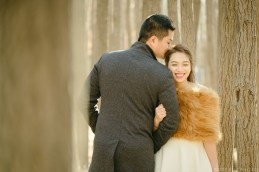 Seoul Forest Han River Engagement Photographer-3