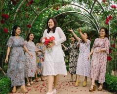 Busan South Korea Wedding Bridesmaids Portrait Photographer-6