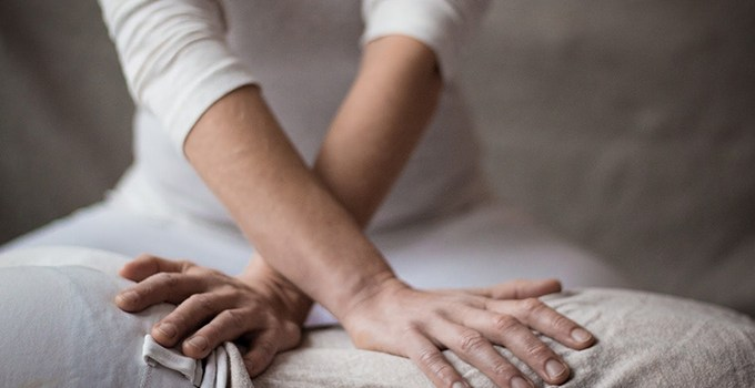 Fabulous Feel-Good Friday – Seated Shiatsu on 29th september