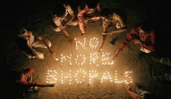 Bhopal Fund Raise at SANTOSA in Edinburgh – 3rd December 2017