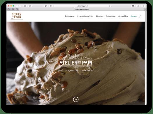 Atelier-website
