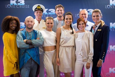 Dit is de cast van K3: Love Cruise