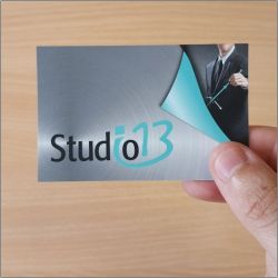 Matt-Business-Cards-2 in Worthing from Studio 13