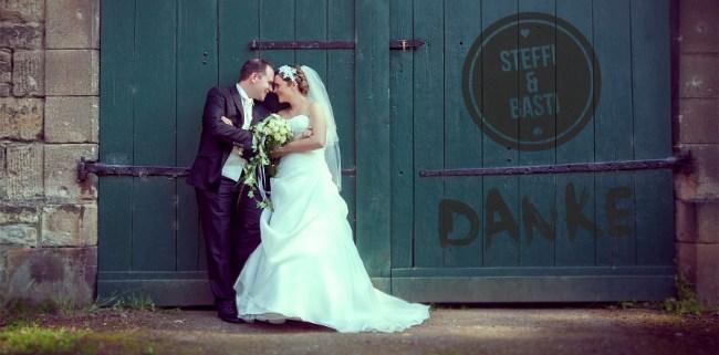 Danksagungskarten Hochzeit Design Witten