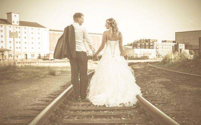 Dortmund Hafen Hochzeitsportraits Inspiration