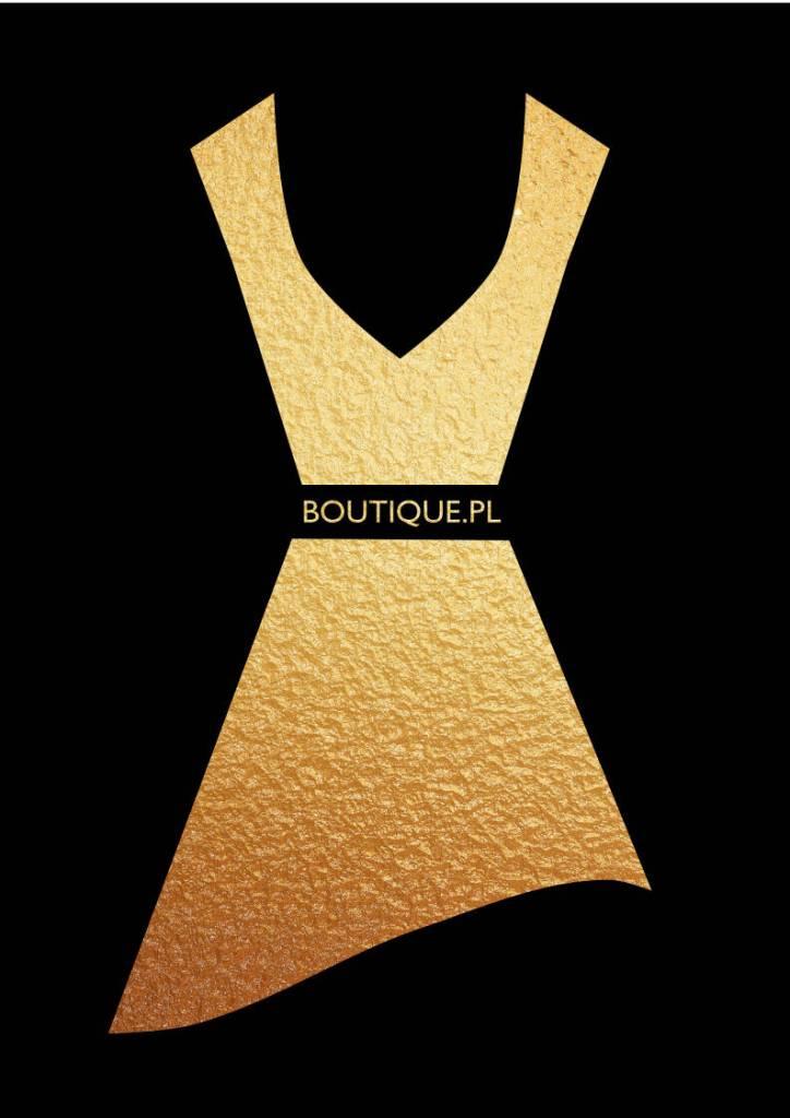 logotyp dla projektu boutique.pl - wykonanie studio24.pl