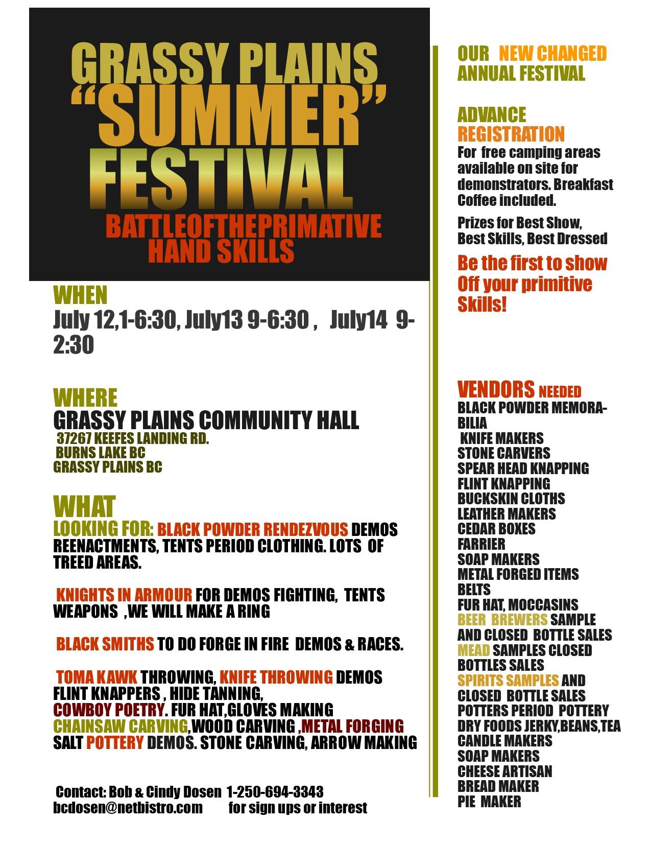 Grassy Plains Summer Festival 2019 - Studio2880
