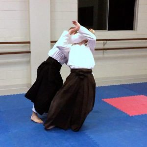 Aikido Mackay throws