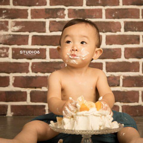スマッシュケーキの撮影について