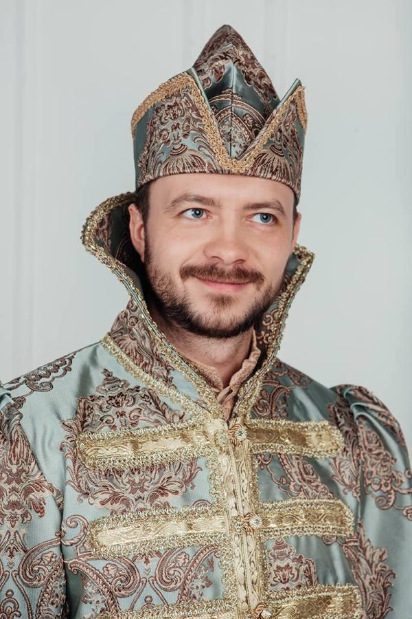 Костюм Ивана Царевича | Прокат костюмов в Москве от STUDIO 68