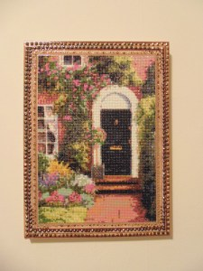 Doorway Diamond Painting Embroidery Kit