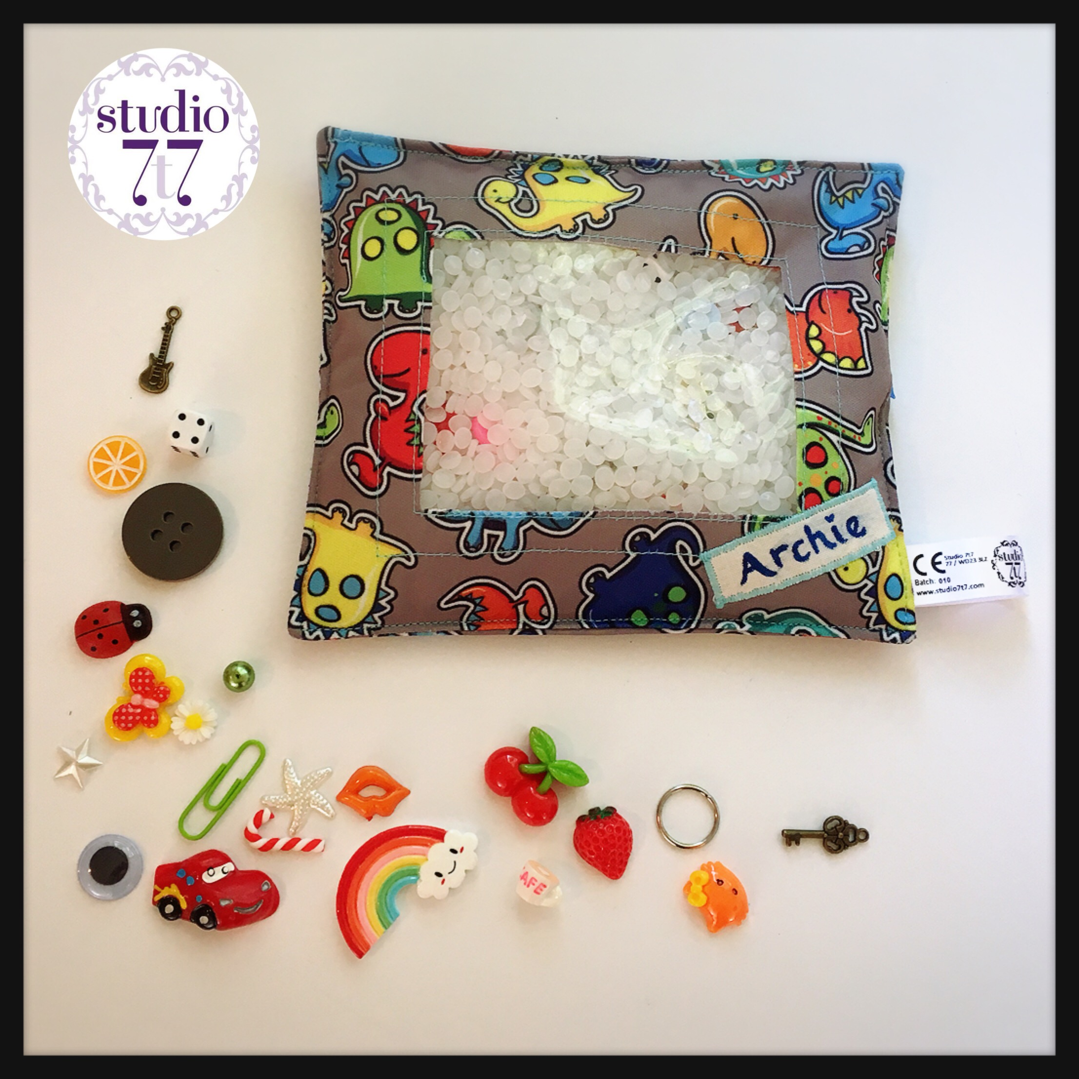 I Spy Bag – dinosaurs