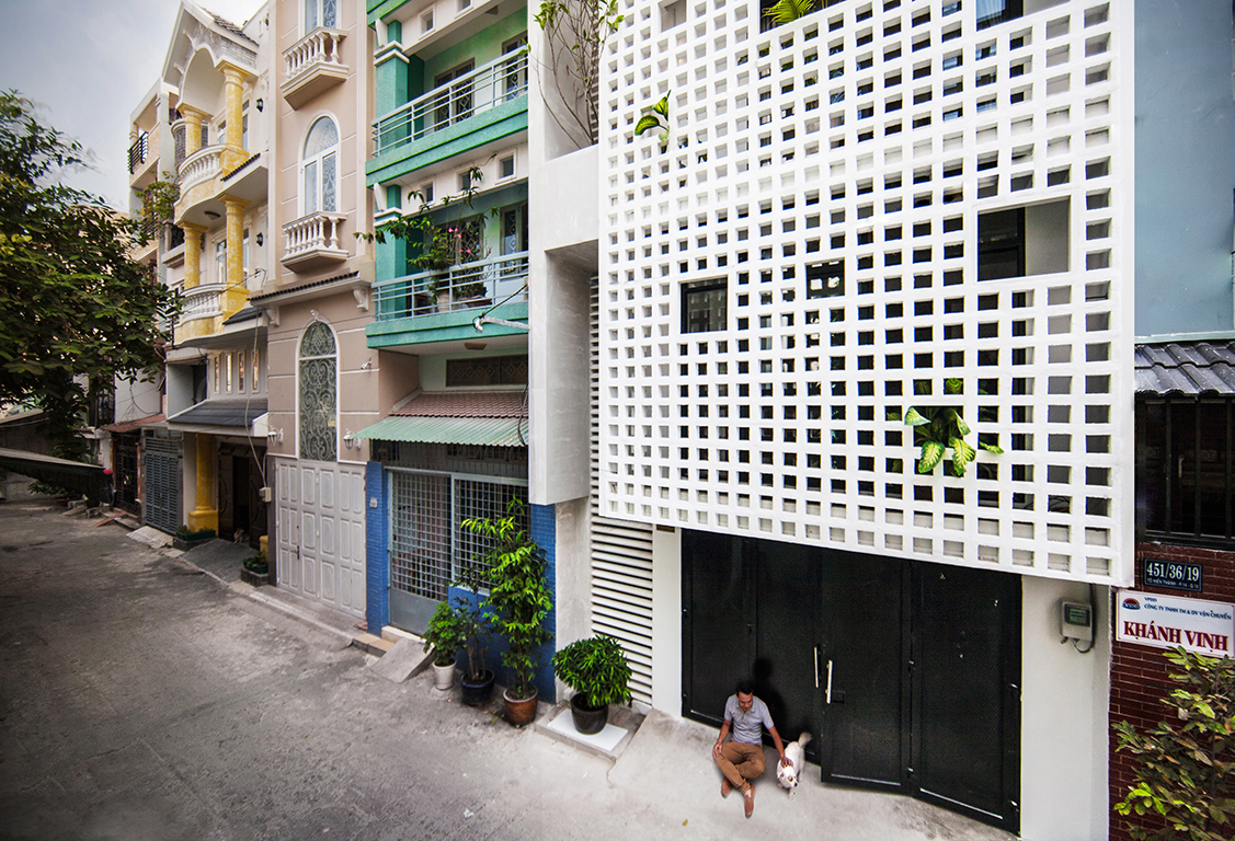 Companys First Built Project On Archdaily Studio8