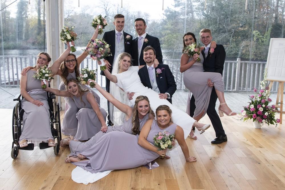 Bridal party image