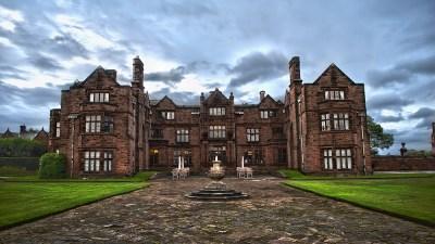 Thornton Manor House