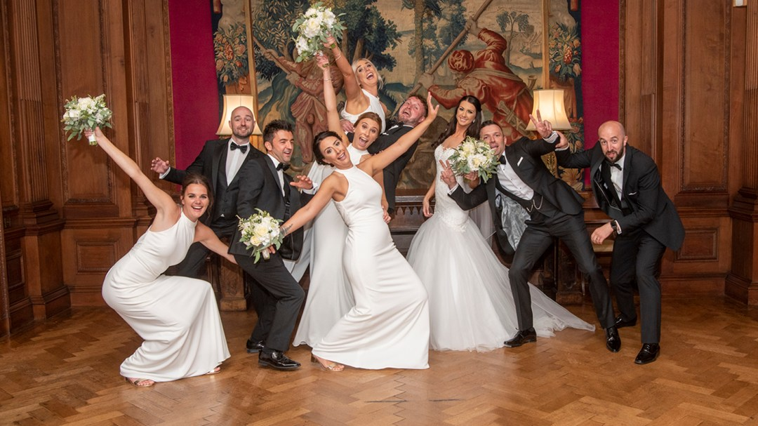 Studio 900 wedding photography at Thornton Manor Wirral