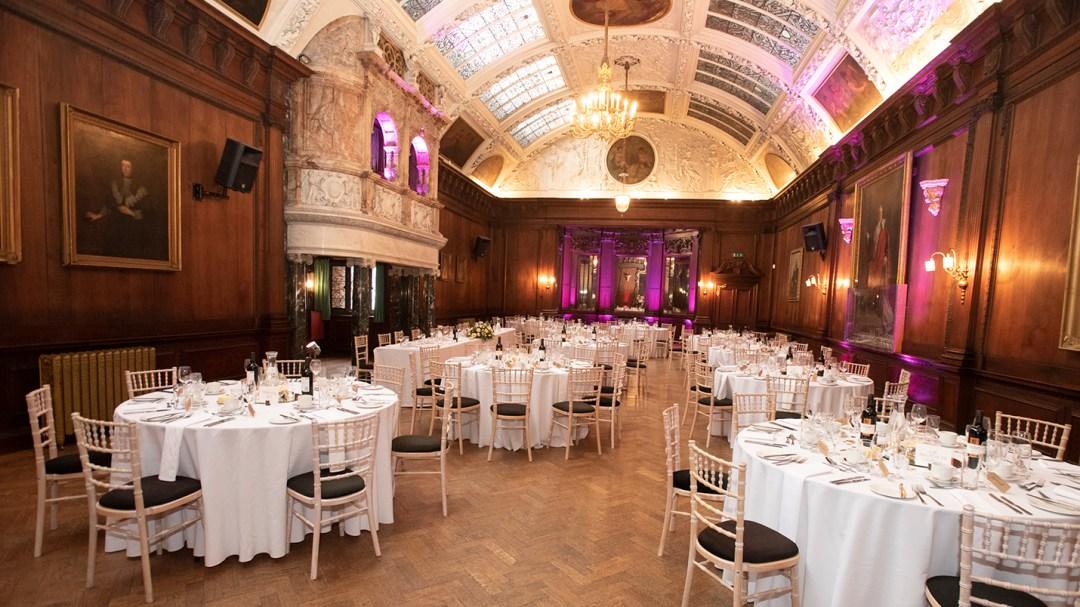 Music Room Thornton Manor weddings.