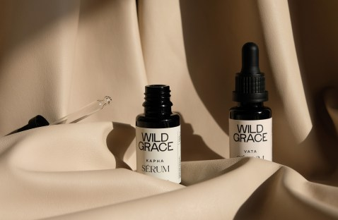 Wild Grace Skincare Packaging by July