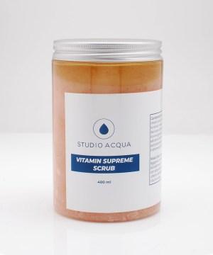 Vitamin supreme scrub