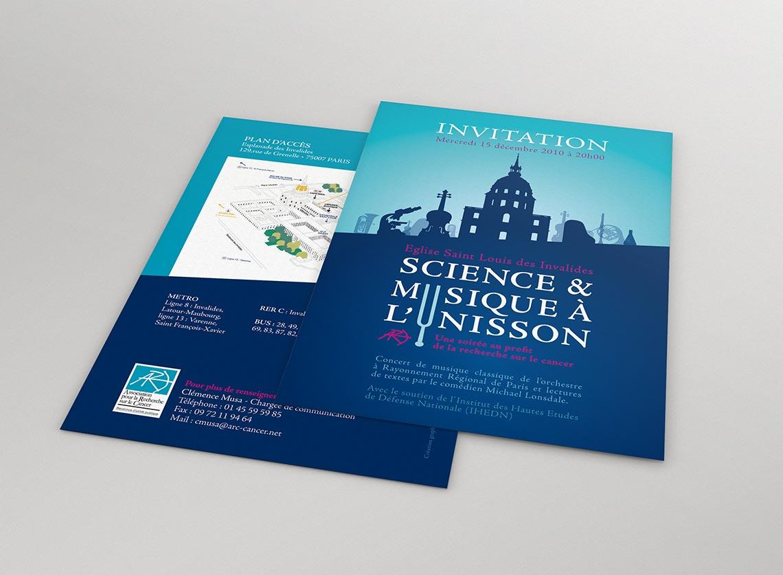 creation invitation entreprise tarif