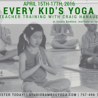 Every Kid's Yoga Training!