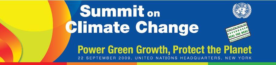 summit 2009 onu studio baroni