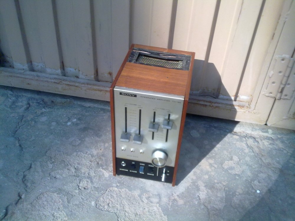 Putting together a music system with vintage components (1/5)