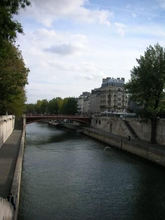 La Seine : 10 mn à pieds