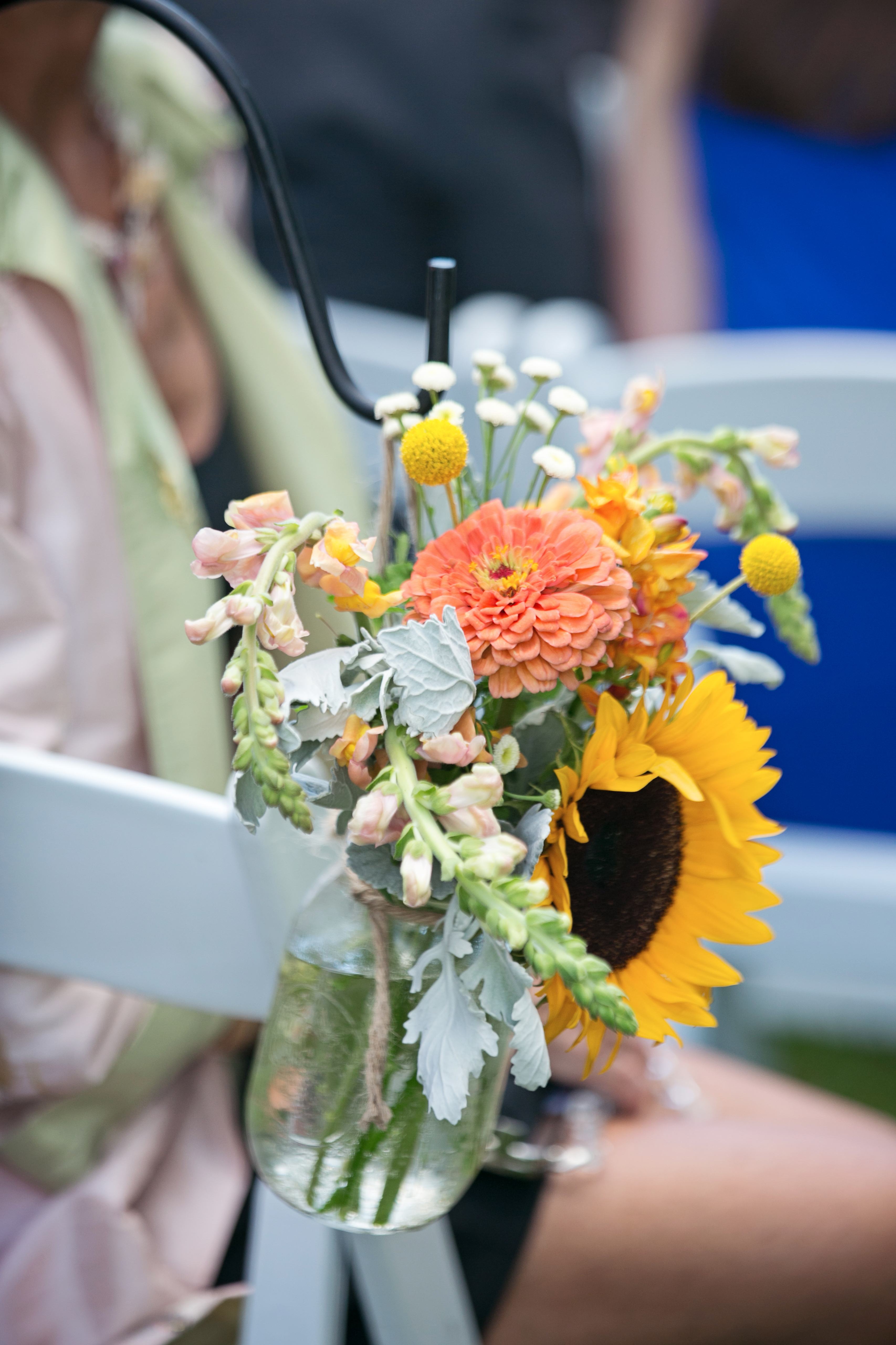 Pretty Fall Wedding Colors