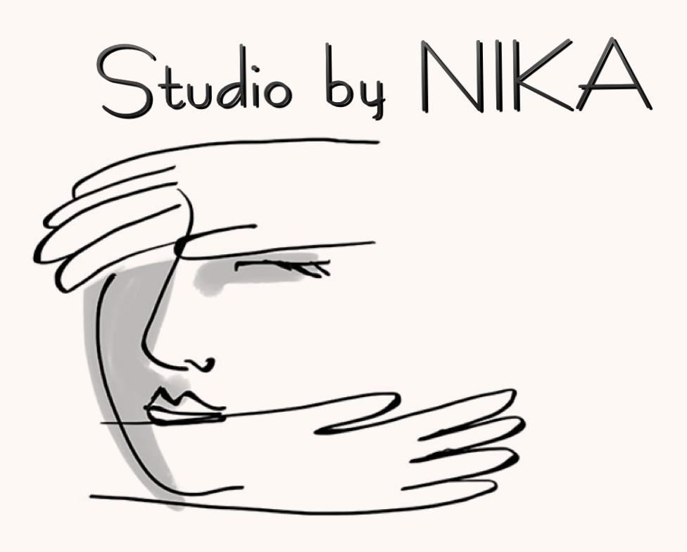 logo studio by nika