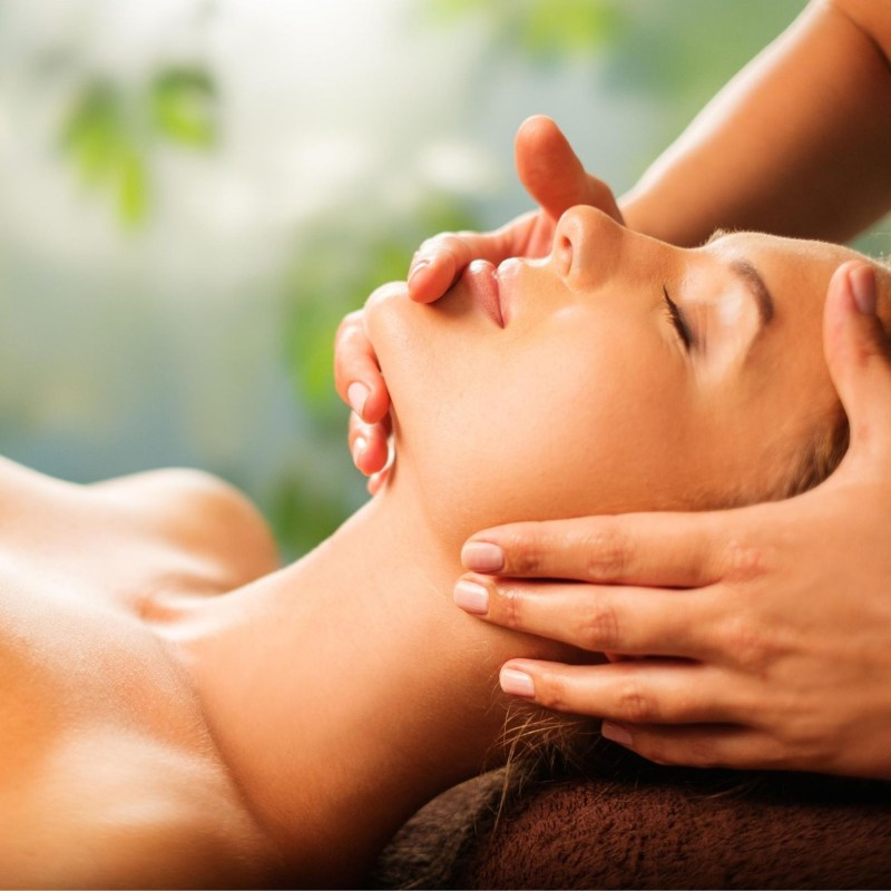 massages du visage